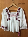 Embroidered Blouses  14