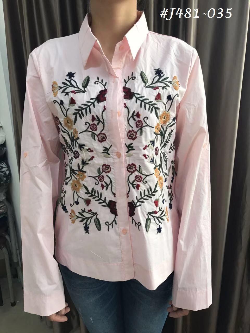 Embroidered Blouses  17