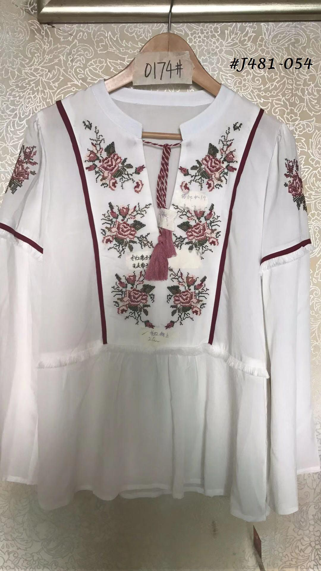 Embroidered Blouses  10