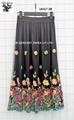 Mesh Emb Skirts  3