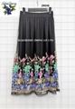Mesh Emb Skirts  5