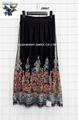 Mesh Emb Skirts  8