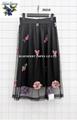 Mesh Emb Skirts  12