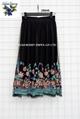Mesh Emb Skirts  14