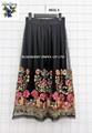 Mesh Emb Skirts  15