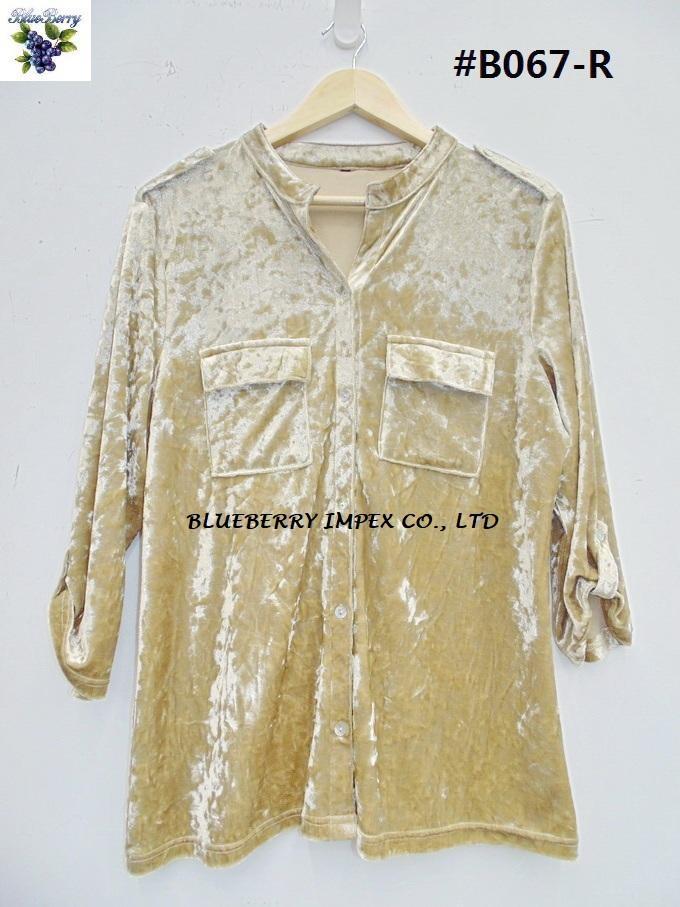 Velour Tops,Dresses, Skirts  12