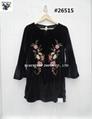 Velour Tops,Dresses, Skirts  16