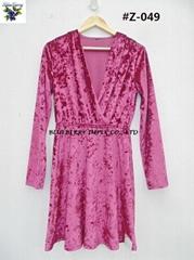 Velour Tops,Dresses, Skirts