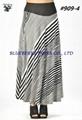 Knit Umbrella Skirt  2