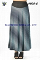 Knit Umbrella Skirt  3