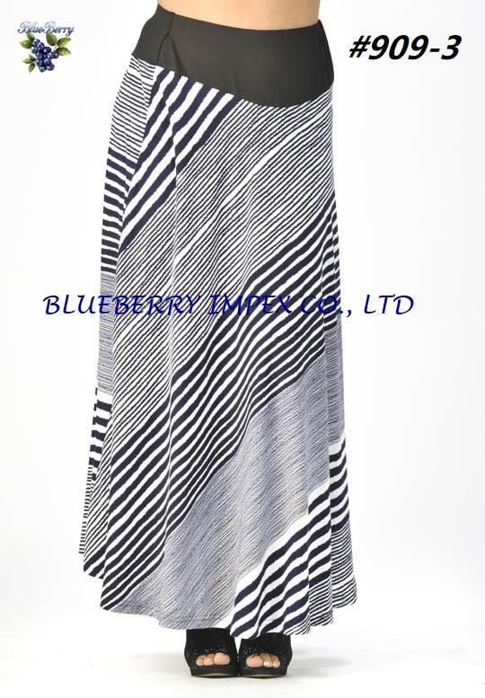 Knit Umbrella Skirt  5