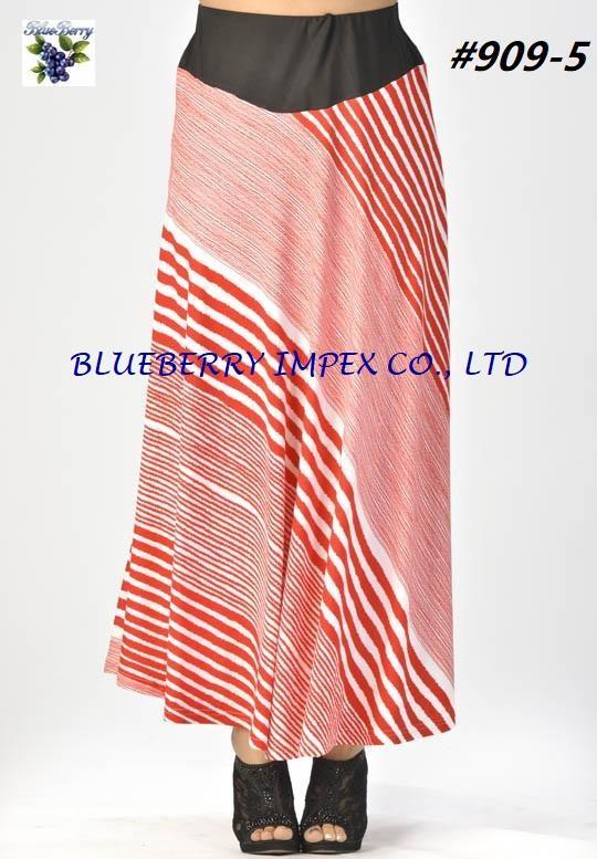 Knit Umbrella Skirt  6