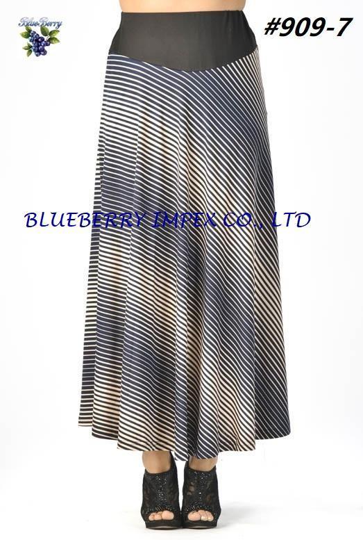 Knit Umbrella Skirt  7