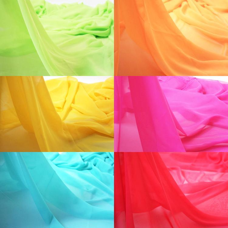 Chiffon fabrics(H751) 1