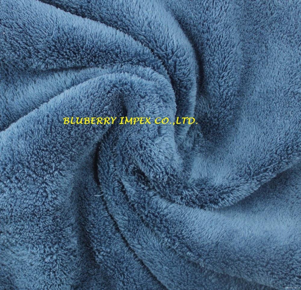 Coral fleece fabric 4