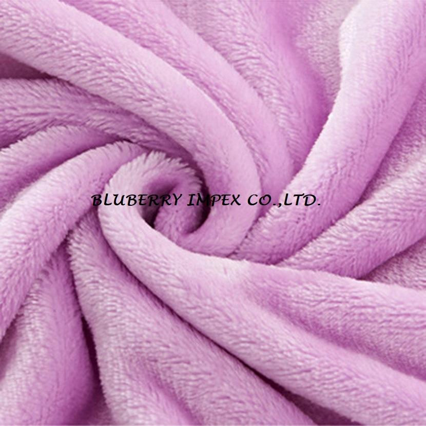 Coral fleece fabric 5