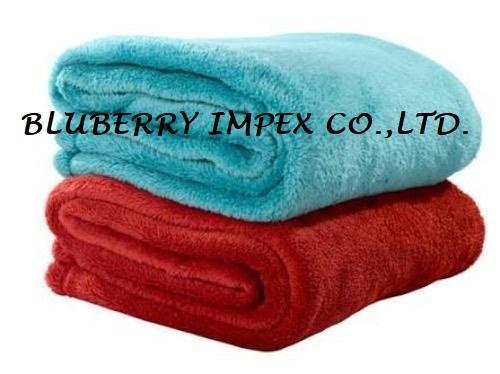 Coral fleece fabric 13