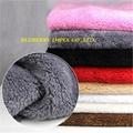 Coral fleece fabric 16