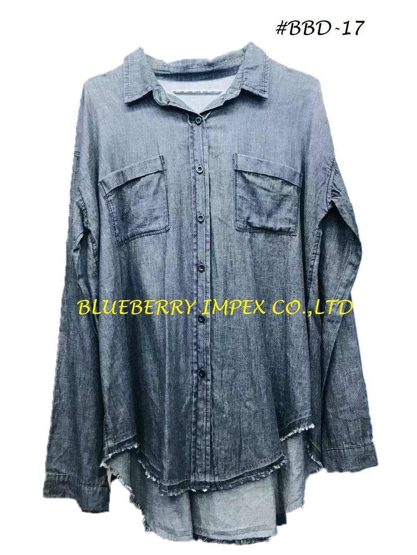 Denim Blouses  9