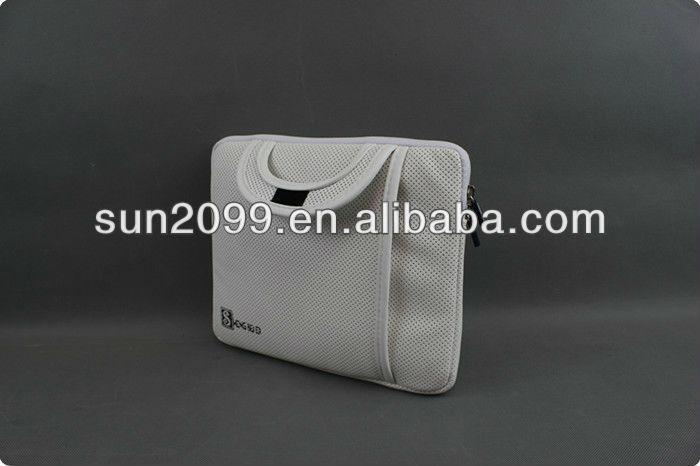 新款熱賣PU料手提電腦包 3