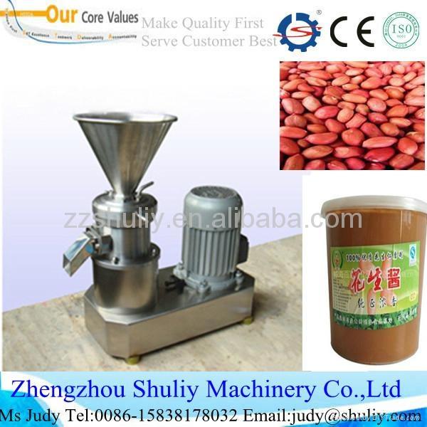 2013 China newest multifunctional peanut butter machine 1