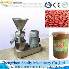 2013 China newest multifunctional peanut butter machine
