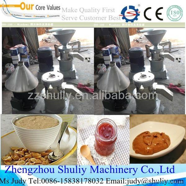 2013 China newest multifunctional peanut butter machine 2