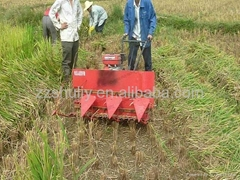 Wheat and Rice Combine Harvester