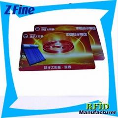Rewritable UHF GEN2 RFID PVC Card