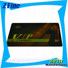 Pay attention 13.56MHZ iso card mifare hotel room key card