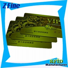 Attention PVC card smart card bussniess samrt card