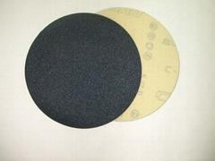 Valcro abrasive paper