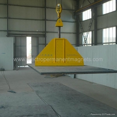 Automatic Permanent Magnetic Lifter for Plate Handling