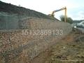 山地防護網