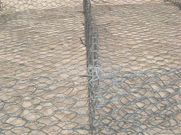 雷诺护垫石笼网  1