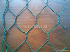 擰花石籠網