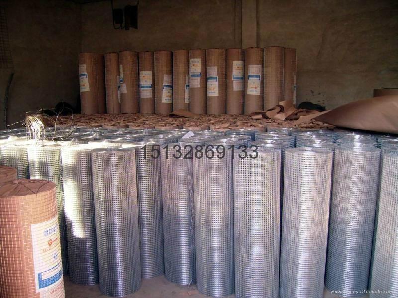 墙体保温高低锌电焊网 5