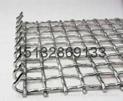 不锈钢编织方孔筛网