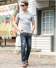 JV-S005 Business style jeans for men