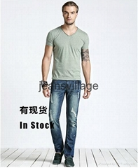 JV-S007 Good quality jeans in stock