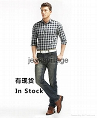 JV-S008 fashionable jeans wholesale