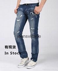 JV-S009 Hotselling fashinable jeans wholesle