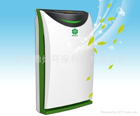 負離子空氣淨化器 1
