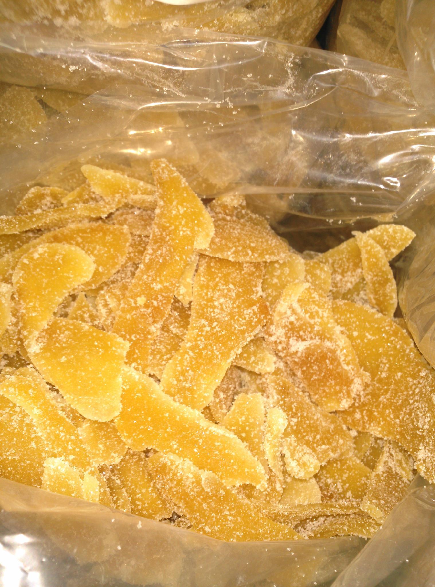 crystallized ginger slices 1