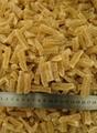 crystallized ginger strips