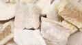 freeze-dried codfish pieces