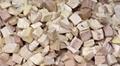 freeze-dried tuna dices