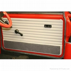 Automotive door panel