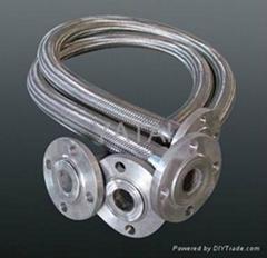 不鏽鋼絲編織金屬軟管總成