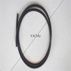 OEM EPDM  NR SBR Pure flexible rubber hose
